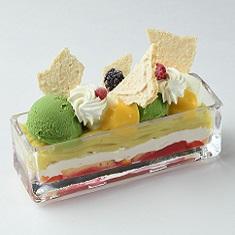 そごう大宮店限定 ケーキパフェ
